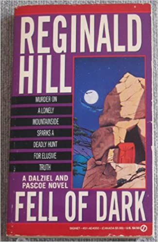 Hill Reginald : Fell of Dark (Signet)
