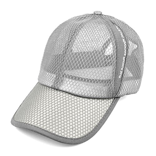 - FADA Quick Dry Hats for Men Sports Hat Lightweight Breathable Soft Outdoor Run Cap UPF 50+