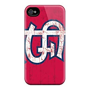 Brand New 6 Defender Cases For Iphone (st. Louis Cardinals) on TOOT0 Case