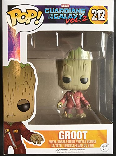 c0d59941342 Funko - Figure Marvel Guardian of The Galaxy Vol 2 - Young Groot Ravager Pop