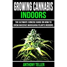 Growing Cannabis Indoors: The Ultimate Concise Guide on How to Grow Massive Marijuana Plants Indoors