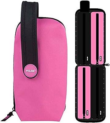 Estuche Milan Fluo Pink Handly Multipencilcase 31 Piezas ...