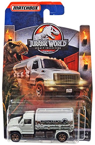 - 2018 Matchbox Jurassic World Legacy Collection Limited Edition - MBX Tanker
