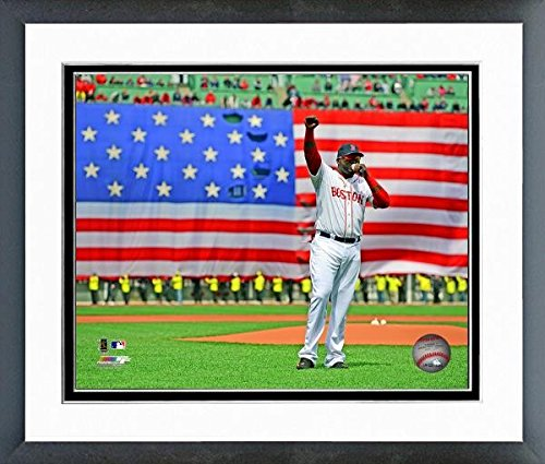 (David Ortiz Boston Red Sox MLB Action Photo (Size: 12.5
