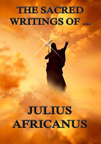 Image result for image of julius africanus