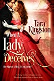 When a Lady Deceives (Her Majesty's Most Secret Service Book 1)
