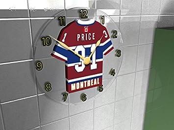Nhl Canada National Hockey League Wall Clocks Nhl Canada Ice