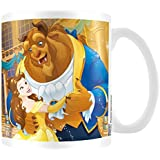 Pyramid International Beauty and the Beast (Tale As Old As Time) Official Boxed Ceramic Coffee/Tea Mug, Multi-Colour, 11 oz/315 ml