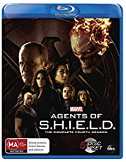 Marvel's Agents Of S.H.I.E.L.D: Season 4 (Blu-ray)