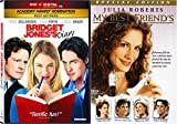Wedding Invitation Bundle - Bridget Jones Diary (DVD + Digital Ultraviolet) & My Best Friends Wedding 2-Movie Bundle