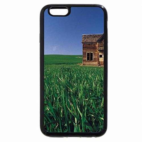 iPhone 6S / iPhone 6 Case (Black) the wood house