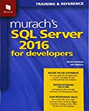 img - for Murach's SQL Server 2016 for Developers book / textbook / text book