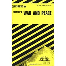 Tolstoy's War and Peace (Cliffs Notes)