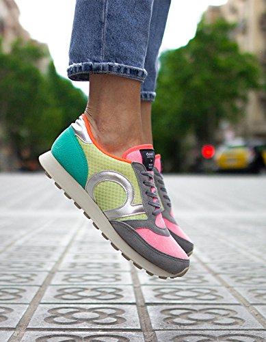 Mujer Multicolor Zapatillas DUUO Prisa para ta7Yq