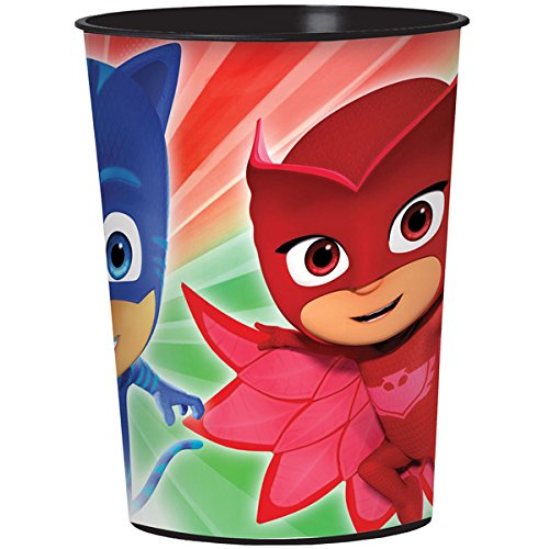 PJ Mask Lot of 12 16oz Party Plastic Cup ~Party Favor Supplies~ Designware SG/_B06XNT1PB1/_US