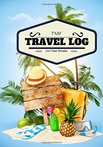 "Download 7""x10"" Travel Log: Island Fun Travellers Notebook, Books, Scrapbook, Planner, Keepsake, Journal, Memories  Destination Checklist  Medium  Softback (World Cultures) (Volume 14) ebook"