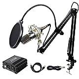 Studio Microphone For Pcs