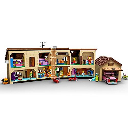 Lego simpsons 71006 the simpsons house import it all - Lego construction maison ...
