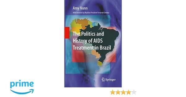 Aids free drugs in brazil