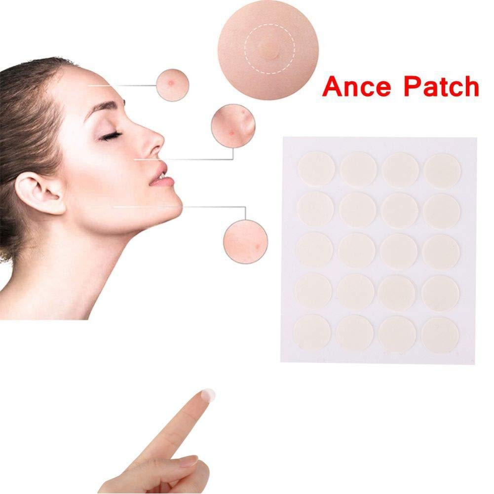 Akne Pickel Patch, 40 Patches hydrophilen Dressing Schutzhülle unsichtbare verbergende Spot Patches von Pretty Comy