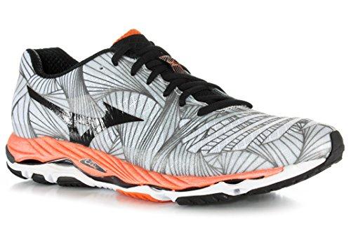 Mizuno Wave Paradox - blanc/noir Chaussures Running Homme blanc Pointure 44.5 (UK10)