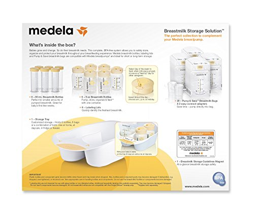 Medela Breast Milk Storage Solution Set Buy Online In