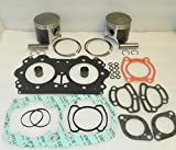 NEW PLATINUM REBUILD KIT .5MM OVER SEA-DOO 97-99 GSX 00-02 GTX 00-01 LRV 951 010-819-12P2