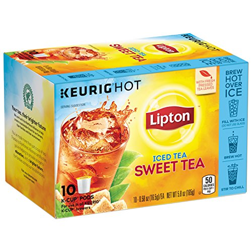 Lipton Iced Tea K Cups Sweet