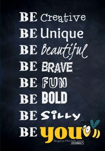 Be YOU - A Journal