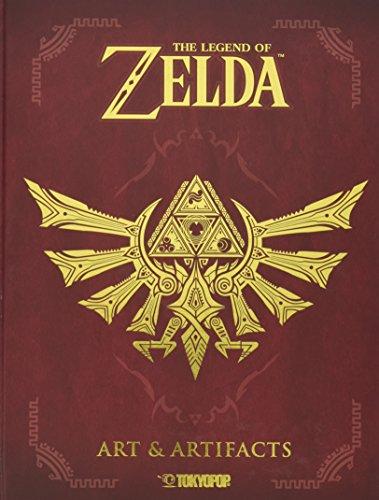 Artifacts Legends - The Legend of Zelda - Art & Artifacts
