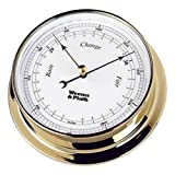 Weems & Plath Endurance Collection 125 Barometer (Chrome)