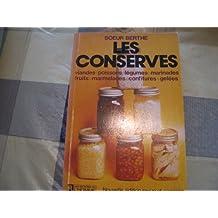 Les Conserves, Soeur Berthe