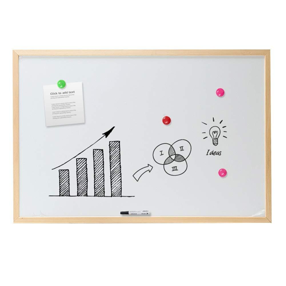 Q.AWBメッセージボードの看板メッセージボード黒板フォトウォール磁気吊りホワイトボード丈夫なオフィス世帯、7サイズ、4スタイル(色:A、サイズ:35x50cm) 35x50cm A B07TZJ7N9N