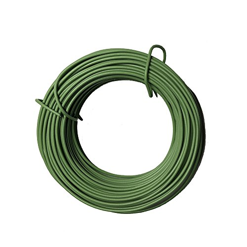 VIMOA Garden Twine Bonsai Training Wire 65 Feet 2mm Garden Twist Tie for Tomato Plants, Climbing Roses, Vines, Cucumbers, Squash and Wrapping Cords