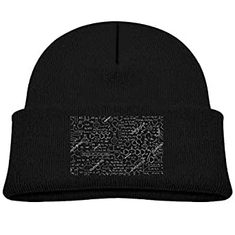 Amazon.com: RS-pthr Kids Knitted Beanies Hat Abstract