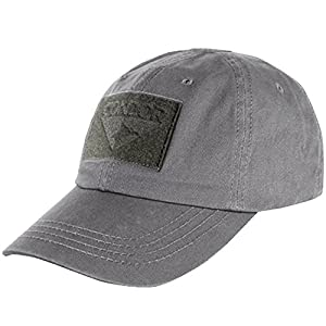 Condor Tactical Cap Hat - Graphite Grey - TC-018 - New