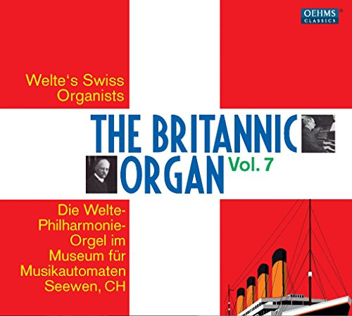 Britannic Organ 8