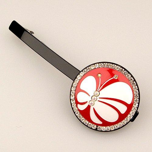 (Charme Rouge - Cubitas Boulanger Collection (Hand-set Swarovski Crystals, Barrette))
