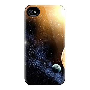 Perfect Space Cases Covers Skin For Iphone 6plus Phone Cases