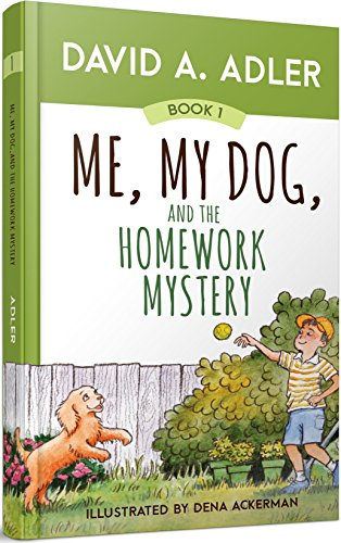Me, My Dog, and the Homework Mystery