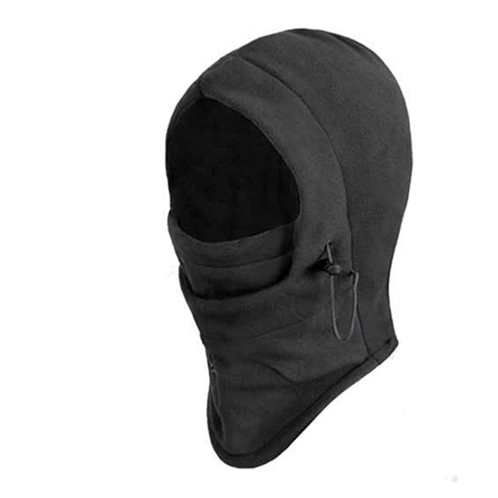 豪華で新しい acamifashion Thermal Thermal Fleece Balaclavaフード警察SwatスキーバイクWind Stopper Face acamifashion Mask ブラック Mask B07FNQLVPB, MURA:05b2d63d --- martinemoeykens-com.access.secure-ssl-servers.info