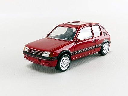Norev NV471713 1:43 1986 Peugeot 205 GTI - Red