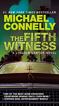 The Fifth Witness 0316069353 Book Cover