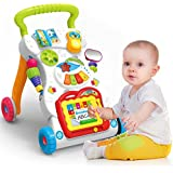 Trendi® Walker with drawing board, piano and small telephone