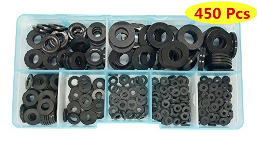 8mm flat washer - 4