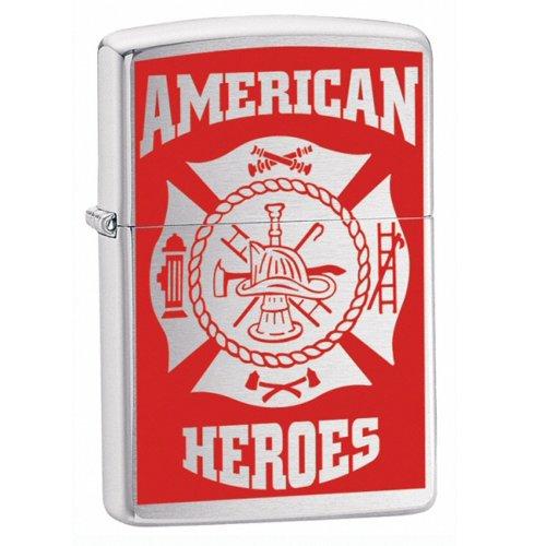 American Heroes Firefighter Emblem Lighter product image