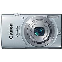Canon PowerShot ELPH135 Digital Camera (Silver) (Discontinue