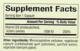 Whole Earth & Sea Pure Food Vegan Bioenhanced Vitamin D3 1000 IU Non-GMO, 90 Vegetarian Capsules