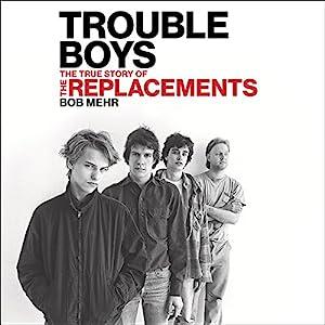 Trouble Boys Audiobook