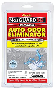 "Star brite Auto Odor Eliminator ""Car Bomb"" - Fast Release Odor Control System"